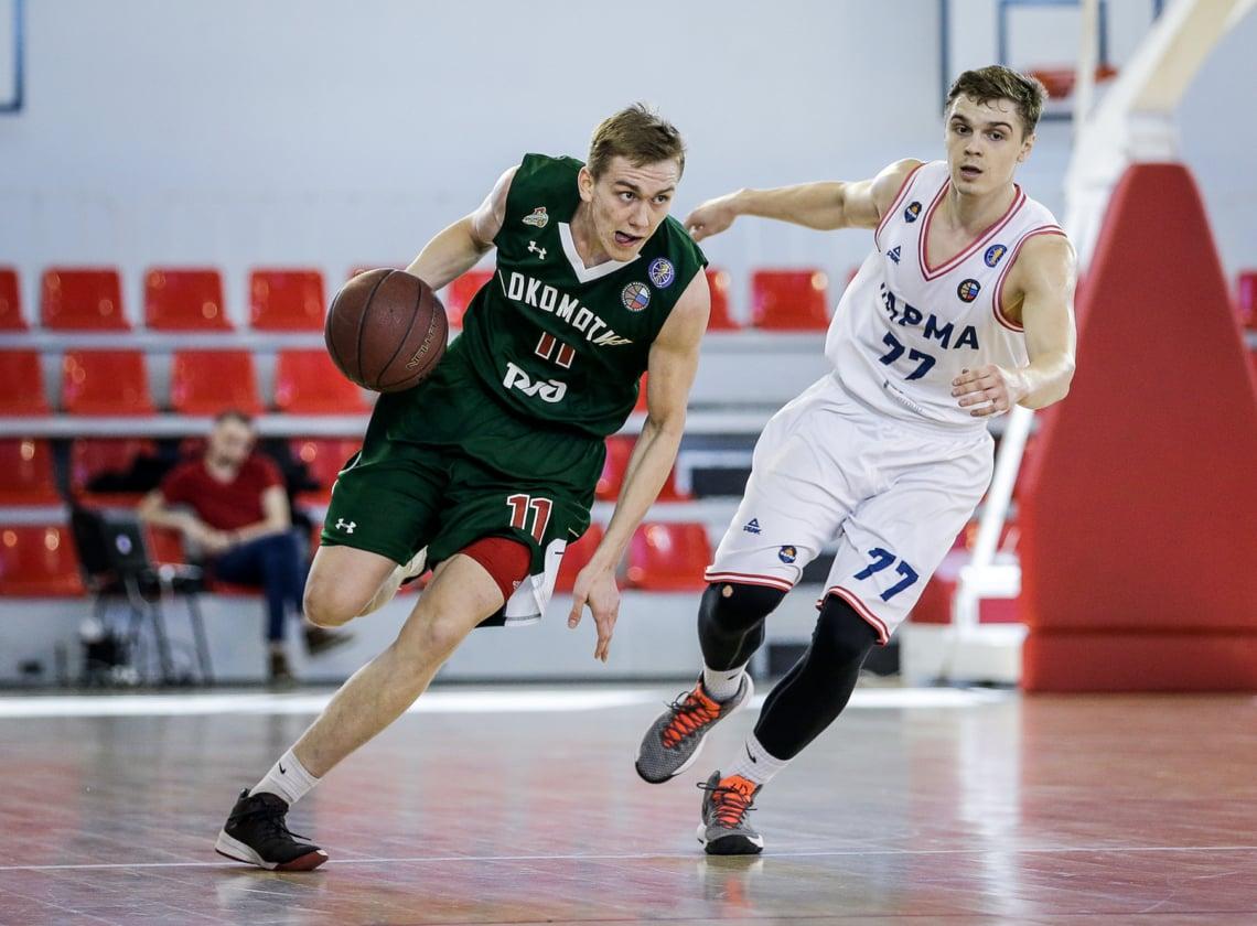 Молодежка «Локо» сыграет с «ПАРМОЙ-2» в четвертьфинале молодежной лиги ВТБ