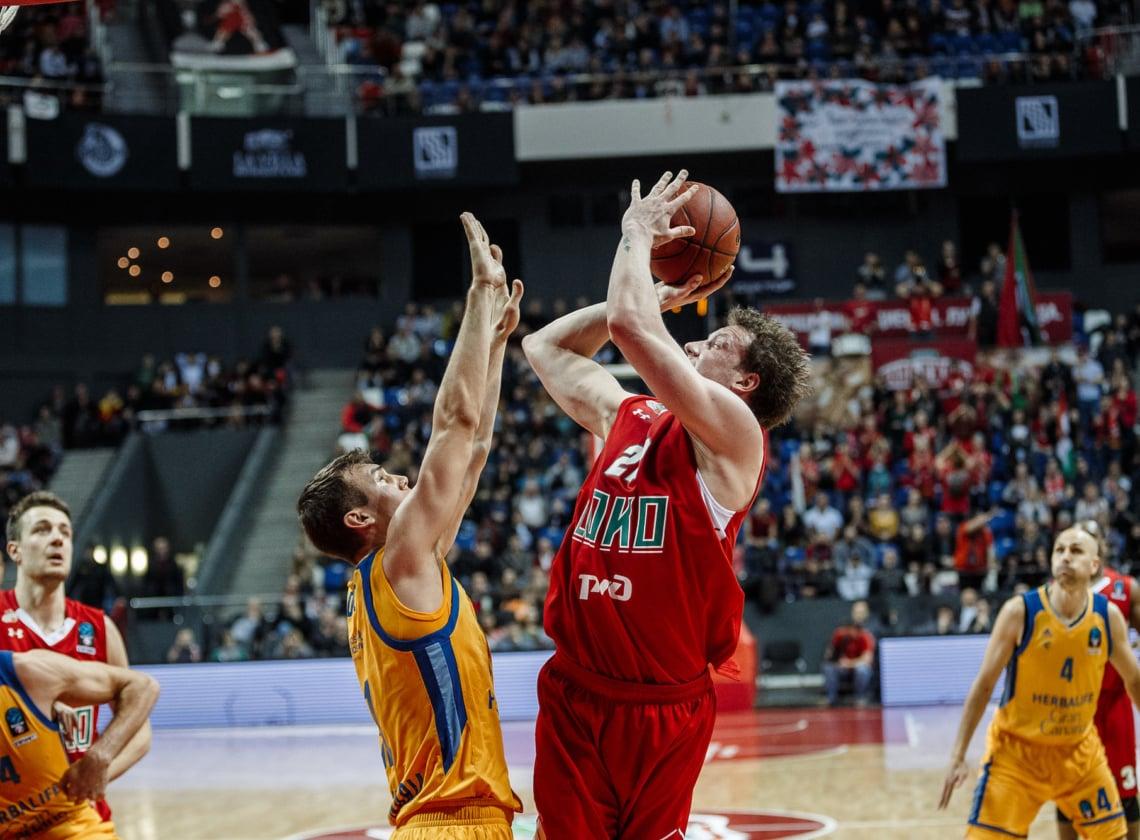 Дмитрий Кулагин стал самым ценным игроком всех четвертьфиналов Еврокубка