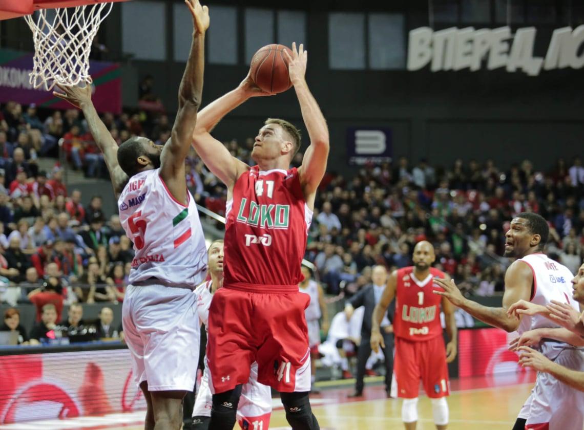 «Локо» обыграл «Реджо-Эмилию» и повторил рекорд Еврокубка по количеству побед подряд