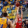 32 очка Кулагина вывели «Локо» в полуфинал Еврокубка
