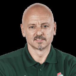 Саша Обрадович, главный тренер ПБК «Локомотив-Кубань»