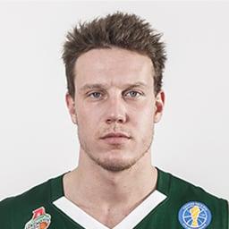 Dmitry Kulagin, Forward of PBC Lokomotiv Kuban