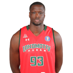 Moustapha Fall, Center of PBC Lokomotiv Kuban