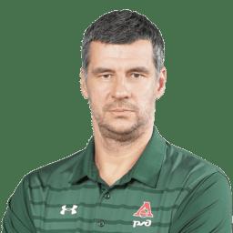 Владе Йованович, исполняющий обязанности главного тренера ПБК «Локомотив-Кубань»