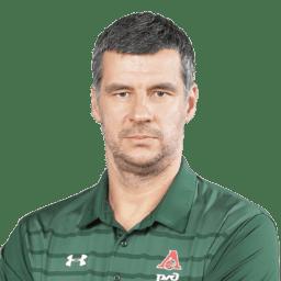 Владе Йованович, и.о. главного тренера ПБК «Локомотив-Кубань»