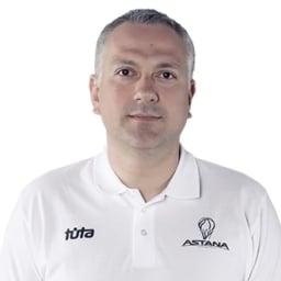 Эмиль Райкович, главный тренер ПБК «Астана»