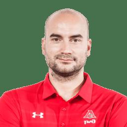 Джордже Варагич, главный тренер команды «Локомотив-Кубань-2»