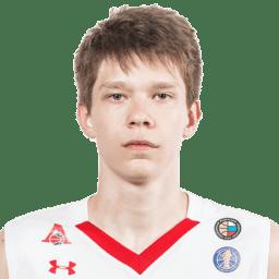 Захар Ведищев, форвард команды «Локомотив-Кубань-2»