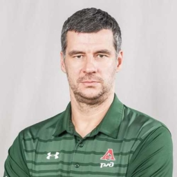Владе Йованович, главный тренер ПБК «Локомотив-Кубань»
