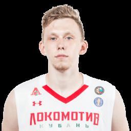 Денис Величкин, защитник команды «Локомотив-Кубань-ЦОП»