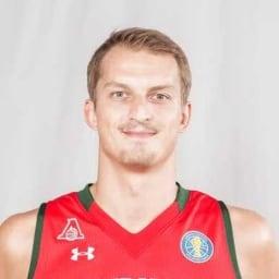 Владимир Ивлев, форвард ПБК «Локомотив-Кубань»