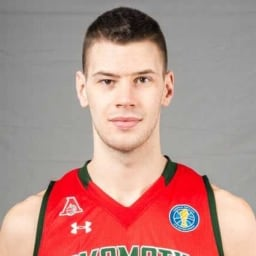 Драган Апич, форвард ПБК «Локомотив-Кубань»