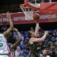 «Локо» победил УНИКС и сравнял счет в четвертьфинальной серии!