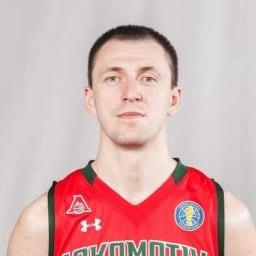 Виталий Фридзон, защитник ПБК «Локомотив-Кубань»