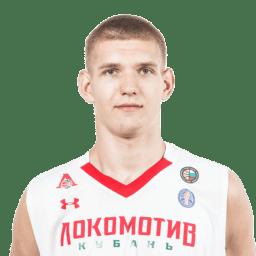 Кирилл Попов, центровой «Локомотива-Кубань-2»