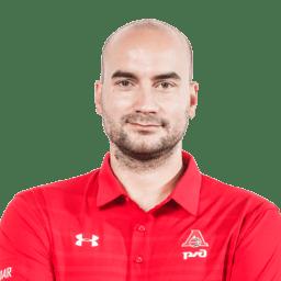 Джордже Варагич, главный тренер «Локомотив-Кубань-2»
