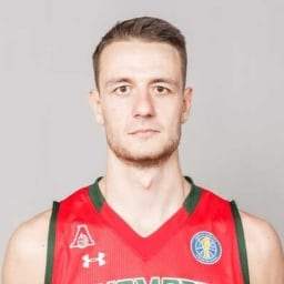 Станислав Ильницкий, форвард ПБК «Локомотив-Кубань»
