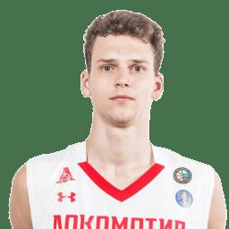 Даниил Середа, защитник «Локомотив-Кубань-ДЮБЛ», MVP первенства ДЮБЛ