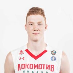Владислав Емченко, защитник «Локомотив-Кубань-ЦОП»